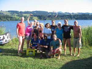 Exathlon Schwimmverein München – Rottachsee-Schwimmen